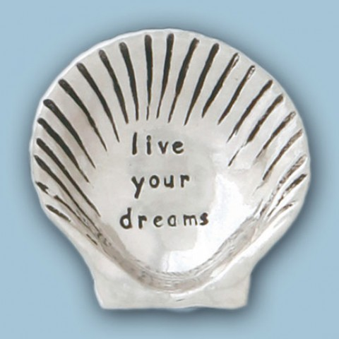 Dream Shell Small Charm Bowl