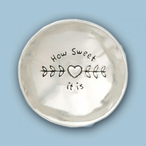 How Sweet Lg. Charm Bowl (boxed)